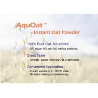 China Health Natural Bodybuilding Supplements Instant Oats Powder With High Content Of β-Glucan wholesale