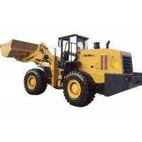 Buy cheap Easy Operate Small Articulated Loaders 660B 6 Ton Rated Load With Stone Bucket from wholesalers