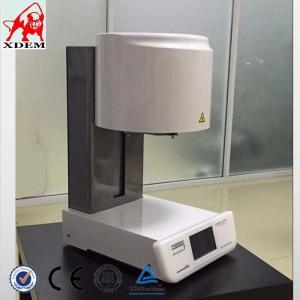 China AC110V 1.5kw Dental Porcelain Furnace With Bottom Loading Ceramic Oven wholesale