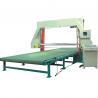 China Horizontal Type Mesh Belt Foam Cutting Machine With Vacuum , High Speed wholesale
