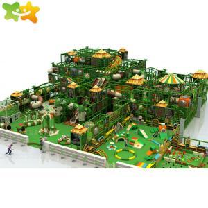 China Customized Plastic Soft Play Kids Indoor Playground Equipment wholesale