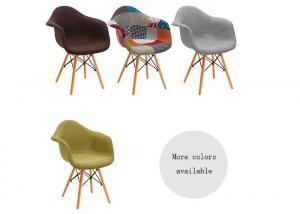 China Ergonomically Correct Eames Dining Chair Non Toxic HQ Polypropylene wholesale