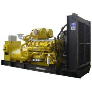 China Aluminum plate-fin radiator Power Generation Cooler for generator wholesale