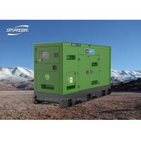 Quality Auto Start Industrial Diesel Generators High Efficiency 350L Fuel Tank wholesale