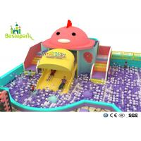 China Rainbow Chicks Childrens Indoor Play Equipment Environmently Friendly wholesale