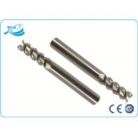 China Diameter 10mm 16mm 25mm Square End Mills Aluminum Alloy Processing wholesale