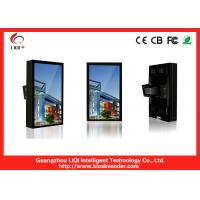 Quality Self-service Wall Mounted Kiosk Machine User Friendly With 19inch Screen for sale