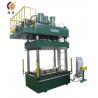 China PLC Control Hot Hydraulic Press , 500T Industrial Hydraulic Press Machine wholesale