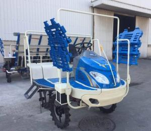China 3600r/Min 19hp Self Propelled Rice Transplanter 2ZG630A Farm Tractor Attachments wholesale