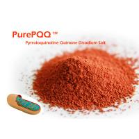 China GRAS Obtained PQQ Pyrroloquinoline Quinone Improve Memory And Learning Ability wholesale