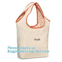 China promotional orange canvas cotton shopping bags custom made handle eco friendly bag,Tote Bags-Pakistan Wholesale Heavy Du on sale