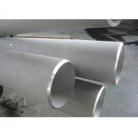 China ASTM 60 Inch 304 / 304L Large Diameter Stainless Steel Pipe SCH80s / SCH80 wholesale