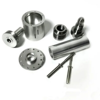 China Micro Machining 2D 3D Format Ra3.2 SS201 Stainless Steel CNC Parts wholesale