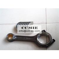China XCMG Motor Grader GR165 Connecting Rod Bearing , Iron Material Con Rod Bearing wholesale