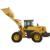 Buy cheap 640B Articulated Wheel Loader Construction Equipment 4 Ton Wheel Loader from wholesalers