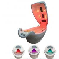 China Led Light Therapy Beauty Equipment For Dry Spa Capsule With Far Infrared Sauna wholesale