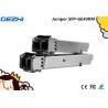 China Juniper SFP - GE40KM - 1000Base EX sfp transceiver module fiber optic lc connector 40 Km 1310 nm wholesale