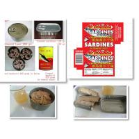 Quality Canned tuna, canned mackerel, canned sardines of Chinese origin for sale