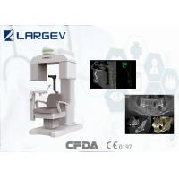 Buy cheap LargeV 3D dental imaging Accurate scan low dose level  360°rotating view  for dental implant with CE and CFDA from wholesalers