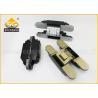 China European Invisible Heavy Duty Door Hinges 180 Degree 200*32*32*42mm wholesale