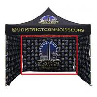 Buy cheap Aluminium Folding Trade Show Tent 4x4 , Exhibition Canopy Tent Printed Marquee from wholesalers