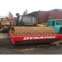 China Low price roller ca30d ca25d cc421 cc622 HIGH QUALITY SWEDEN DYNAPAC CA30 USED ROAD ROLLER wholesale