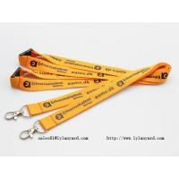 China Neck Strap Screen Lanyards Mobile Phone, ID card, Key Belt Lanyard with Lobster Clasp wholesale