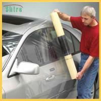 Buy cheap Customized Auto Body Self - Adhering Collision WRAP Film Wrap Plastic Film from wholesalers