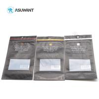 China Plastic Smell Proof Snack Food Packaging Bags Recycling Transparent Window For Children wholesale