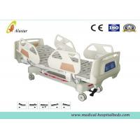 Quality ABS Luxurious Hospital Electric Beds With Five Function , PP Head and Foot Board ( ALS-ES007 ) for sale