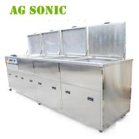 China Diesel Oil Ultrasonic Engine Cleaner / 28KHZ Ultrasonic Cleaner For Engine Block wholesale