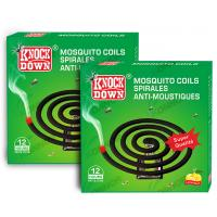 Buy cheap Active Low Smoke Mosquito Repellent Coil , Anti Dengue Mosquito Coil from wholesalers