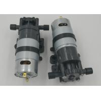China Portable Hydraulic Mini Gear Pump Continuous / Intermittent Working Water Usage wholesale