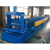 China 0.7 - 1.0mm Thickness Cable Tray Roll Forming Machine With 18.5 Kw Power wholesale