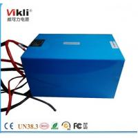China Back -up battery lithium ion rechargeable solar batteries 12V 180AH on sale
