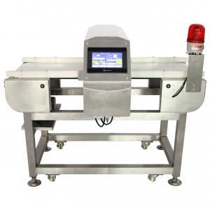 China Food Industry Analogy Digital Metal Detector HACCP Belt Speed During Running 0.22 M/S wholesale