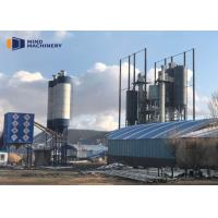 China Horizontal Dry Mortar Production Line Automatic Road Marking Paint Making Machines wholesale