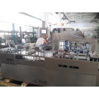 Buy cheap Blister Pack Sealing Machine / Blister Packaging Machine With Peristaltic Pump from wholesalers