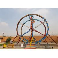 China Adult Thrill Amusement Park Ferris Wheel With Non Fading And Durable Painting wholesale