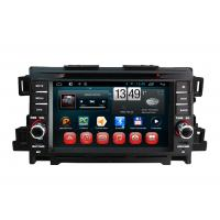 Quality Mazda CX-5 Mazda 6 DVD Player Car Android GPS Navigation System Bluetooth RDS for sale