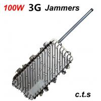 China 100W 3G Cellphone Signal Jammer CTS-BB3 wholesale