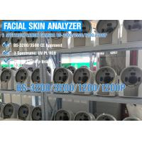 China 3 Spectrums Skin Scanner Machine With Magic Mirror CANON Camera wholesale