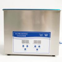 China 40KHz Desktop Ultrasonic Cleaner PCB Cleaning Remove Flux / Eliminate Water Damag wholesale