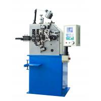Quality 3 Axis Computerized Automatic CNC Spring Coiler / Spring Manufacturing Machine wholesale