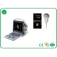 China Handheld 4D Color Doppler Ultrasound Scanner With ITouch 2 USB Ports on sale