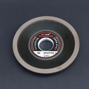 China PCD Industrial Grinding Wheel , Edge / Peripheral Grinding Diamond Grinding Wheel wholesale