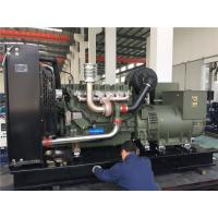 China Water / Air Cooling 180KW Weichai Open Type Diesel Generator Electric Start Generator wholesale