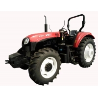 China 130hp Four Wheel Drive Tractor , 2300r/Min Wheel Horse Lawn Tractor wholesale
