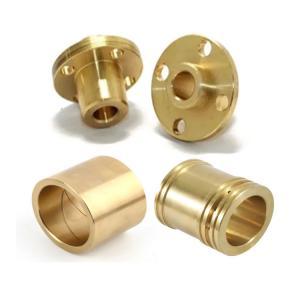 China Black Oxidizing TS16949 ROHS H90 CNC Machined Brass Pins wholesale