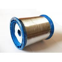 China Knitting Yarn Thermal Textile Ultra Fine Wire AISI 316 L Stainless Steel wholesale